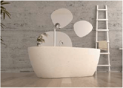 Bathtub Aqua series OTBT015